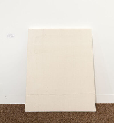 Frances Trombly, 'Leaning Canvas', 2010