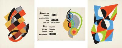 Sonia Delaunay, 'Rythmes-Couleurs', 1966