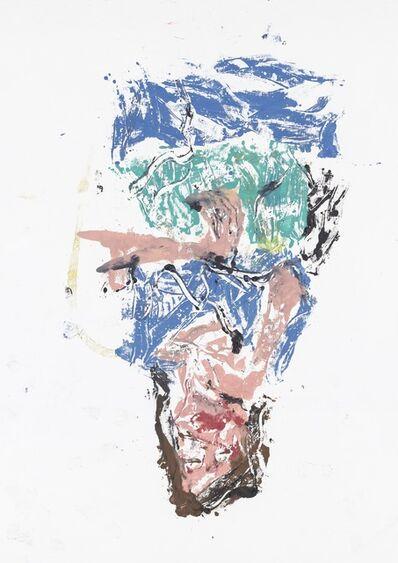 Georg Baselitz, 'Erdbeere', 2020