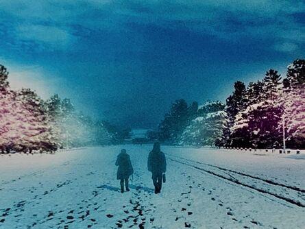 Sean Lotman, 'A walk in the snow', 2015