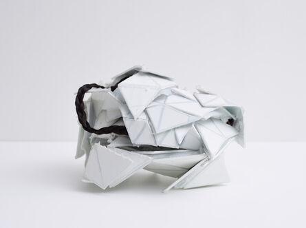 Joe Zorrilla, 'Angel wing calcite with braids', 2017