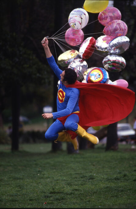 Luis Pazos, 'Superman', 1982