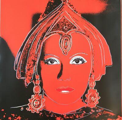 Andy Warhol, 'The Star F&S II.258', 1981
