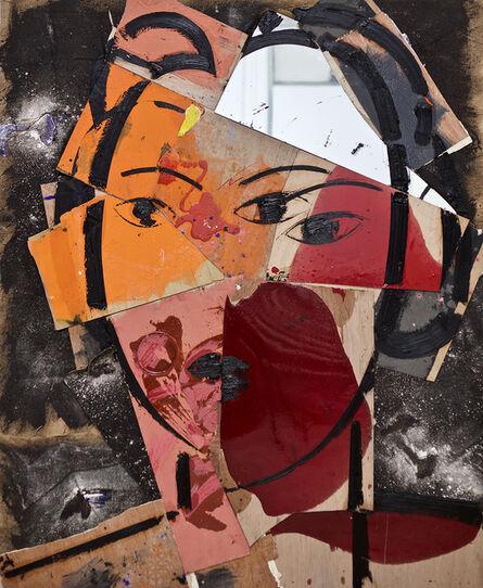 Manolo Valdés, 'Matisse como Pretexto con Gris', 2018
