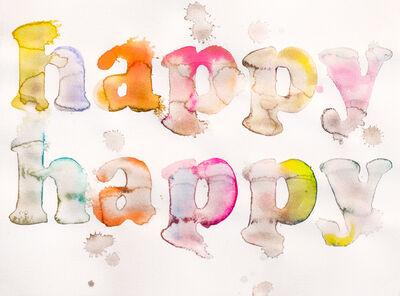 Fahren Feingold, 'HAPPY HAPPY', 2021