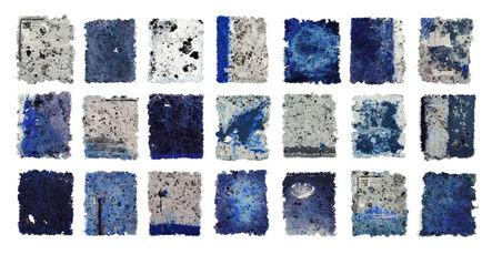 Adebunmi Gbadebo, 'True Blue: 18th Hole installation', 2020