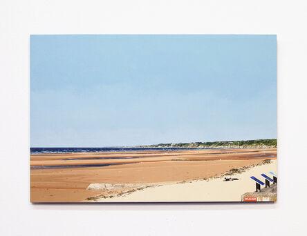 Anna Plesset, 'The Pretense of Beauty 2: Mulberry Harbour A, Saint-Laurent-sur-Mer (Omaha)', 2020