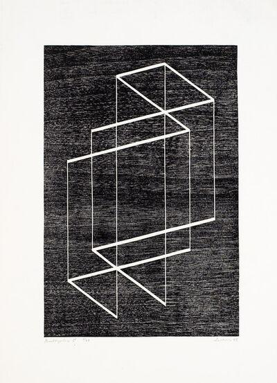 Josef Albers, 'Multiplex C', 1948