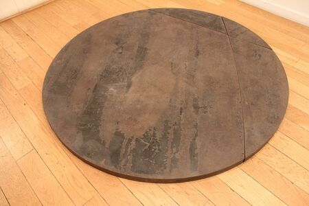 David Rabinowitch, 'Round Plane in 4 Masses and 2 Scales, I', 1971-1972