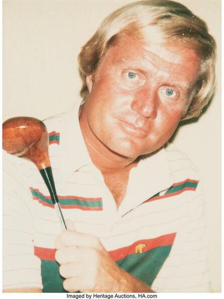 Andy Warhol, 'Jack Nicklaus', 1977