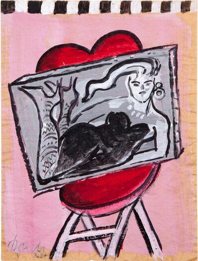 Elvira Bach, 'Sehnsucht', 2004