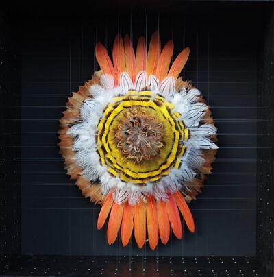 Pauline Guerrier, 'Oeil de Mandala VI', 2016