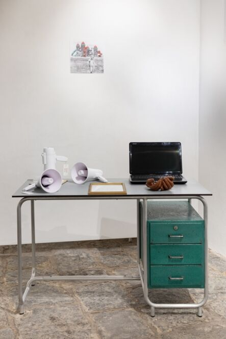 Lello Lopez, 'Deposito materiale di senso', 2020