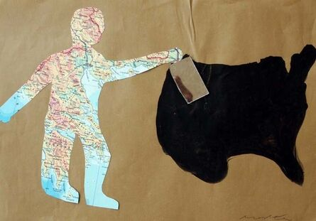 Vlado Martek, 'Ah, Amerika', 2005