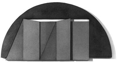 Giuseppe Uncini, 'Dimore', 1983