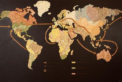 Abel Barroso, 'Cada Historia Tiene Su Color', 2012