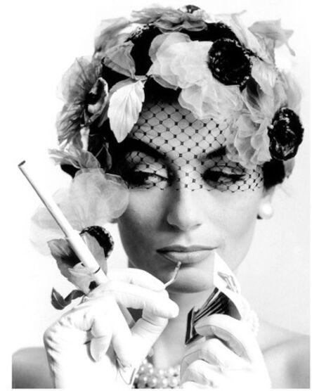 William Klein, 'Anouk Aimée, Paris (Vogue)', 1961
