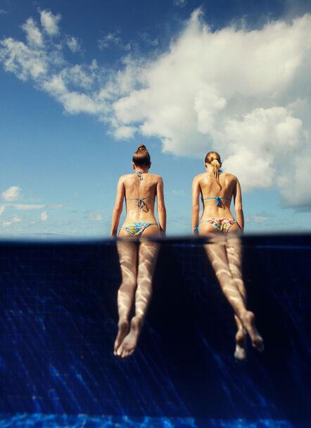 Bruno Poinsard, 'Sky Dive', 2020