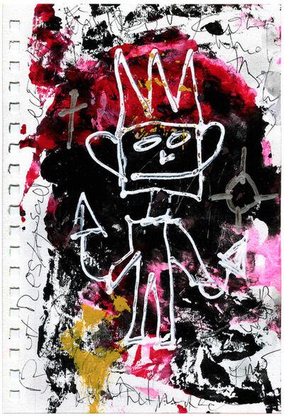 Yul Vázquez, 'The Boy King', 2020