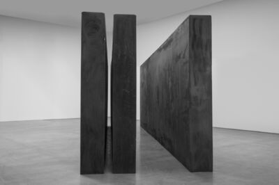 Richard Serra, 'Through', 2015