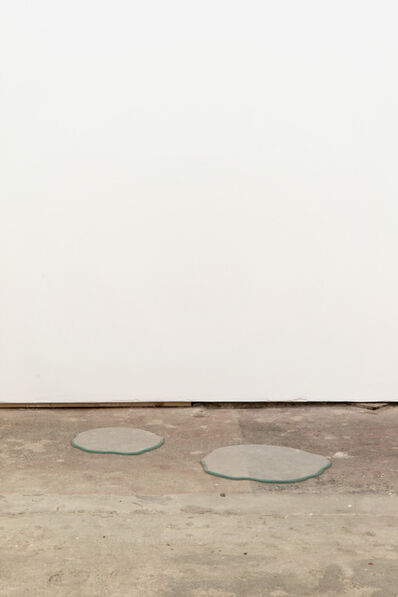 Karin Lehmann, 'When things become too warm make them a little wet (the puddle II and III)', 2010