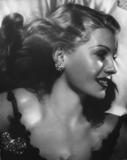 George Hurrell, 'Rita Hayworth', ca. 1940