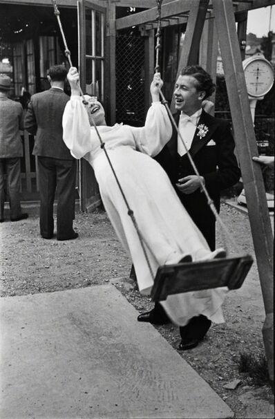 Henri Cartier-Bresson, ' Joinville-Le-Pont, 1938', 1938