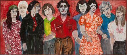Ursula Reuter Christiansen, 'Women Forward ', 1971