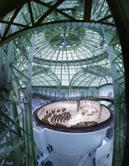 Simon Procter, 'Chanel, The Crucible, Grand Palais, Paris', 2014