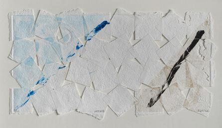 Richard Tuttle, 'When Pressure Exceeds Weight VI', 2012
