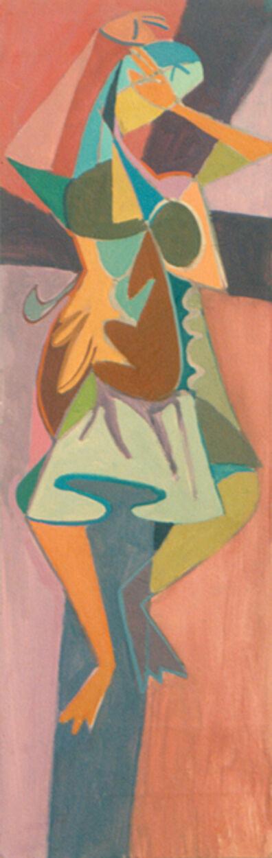 Ralph Wickiser, 'Deposition II', 1957-1965