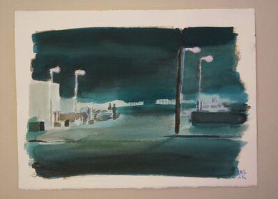 William Leavitt, 'Car Wash', 2000