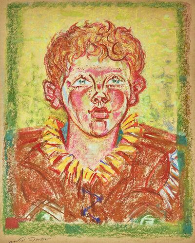 André Masson, 'Portrait de Peter Matisse', 1943