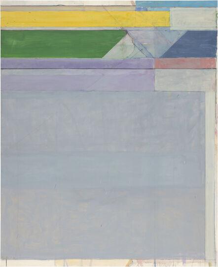 Richard Diebenkorn, 'Ocean Park #107', 1978