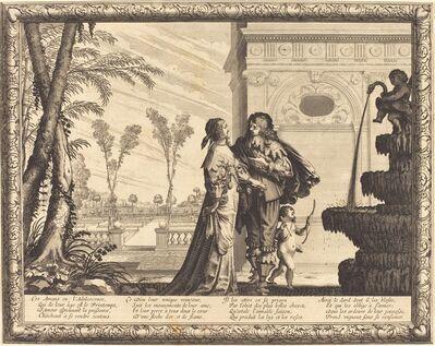Abraham Bosse, 'Adolescence', 1636