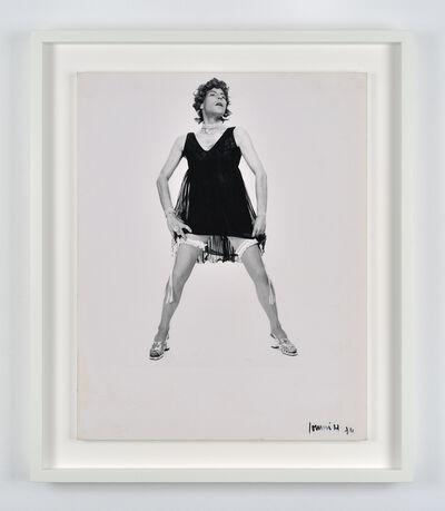 Michel Journiac, 'La Strip-teaseuse', 1974