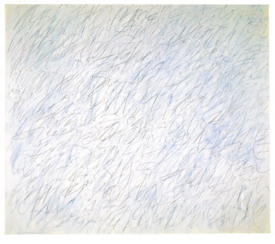 Cy Twombly, 'Nini's Painting', 1971