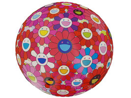Takashi Murakami, 'Flowerball (3D) - Hey! You! Do you feel what I feel', 2014