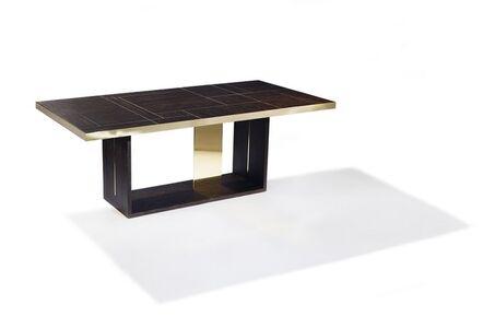Hervé Langlais, 'Square table', 2016