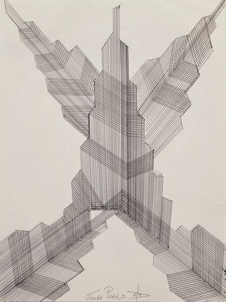 Jorge Pablo Hernandez, 'The Angel of Brooklyn', 2017