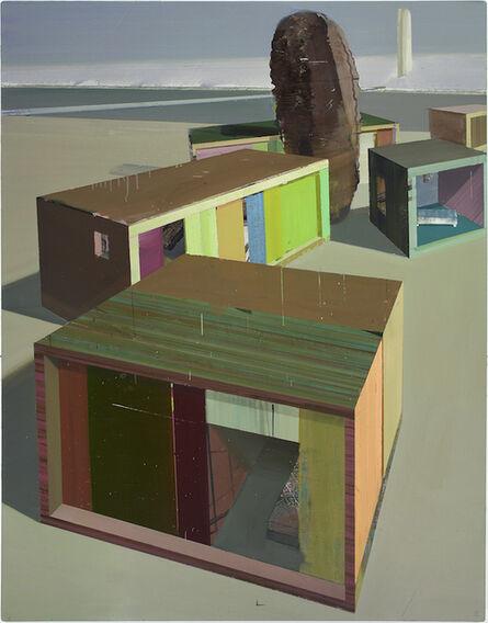 Ulf Puder, 'Privatstrand', 2007