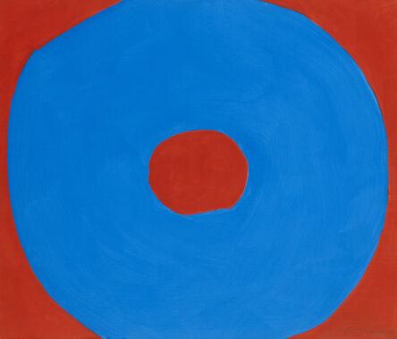 Jiro Yoshihara, 'Circle', 1971
