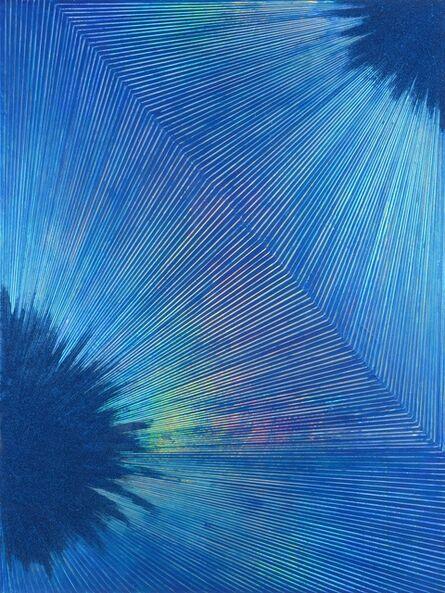 Sylvia Hommert, 'Sapphire', 2015