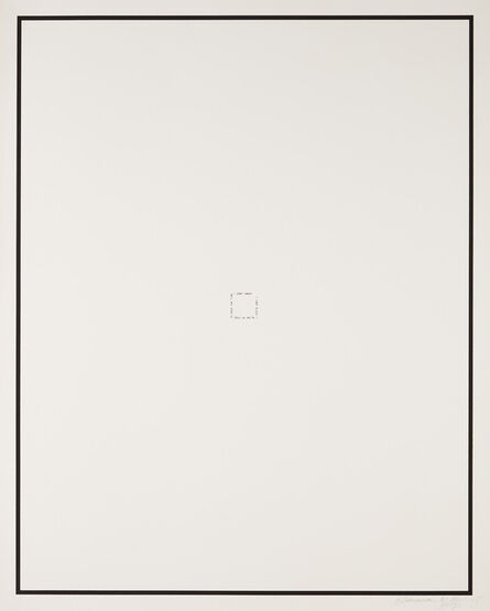 Bruce Nauman, 'No Sweat, from Sundry Obras Nuevas (G. 609, C. 35)', 1975