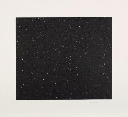 Vija Celmins, 'Comet, from Skowhegan suite', 1992