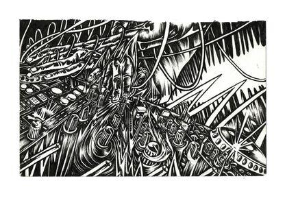 Julio Cesar Candelario, 'DJ Hands Vibrations', 2015