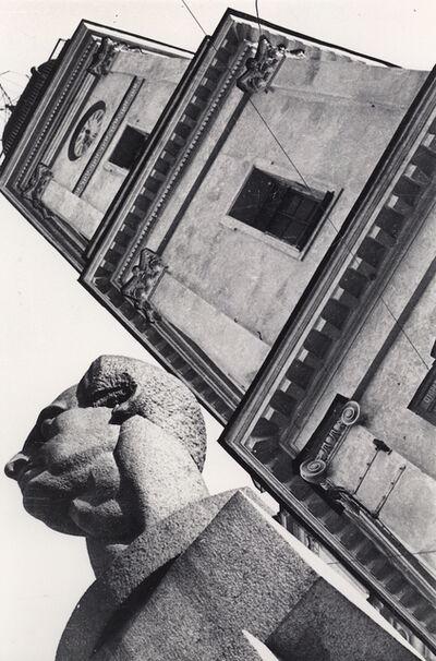 Boris Ignatovich, 'Monument to Ferdinand Lassalle, St. Petersburg', 1930