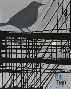 Valery Chtak, 'Where is your bird?', 2018