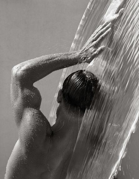 Herb Ritts, 'Waterfall IV', 1988