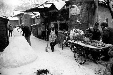 Li Jiangshu 李江树, 'Beijingzhuganhutong', 1997